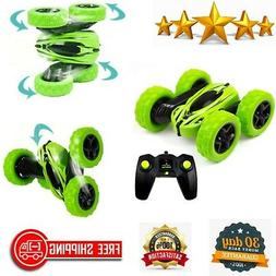 Remote Control Stunt Car 4WD 360° Flips Double Sided High S