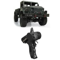 Remote Control Transmitter RC Car Vehicles Parts Kit For WPL