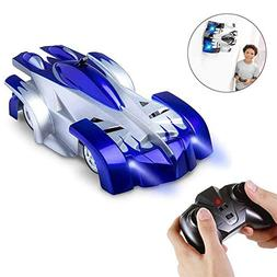 Aolvo Remote Control Wall Climbing Car Climber Toy-Kids Toys