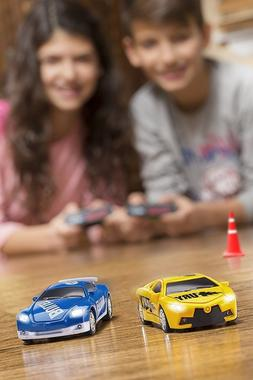 RC Pocket Racers Remote Controlled Micro Race Cars Mini Pock