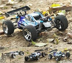 Remote Controlled Toys WL A959 1/18 Scale 2.4G 4WD RTR Off-R
