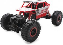 Remote RC Car Crawler Off Road Truck 2.4GHz 4WD 1/18 Scale V