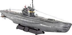 Revell of Germany U-Boat Type VII C/41 Plastic Model Kit, 1/