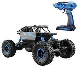 Gamzoo Rock Crawler Radio Control RC Vehicle 1:18 Scale Toy
