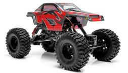 Exceed RC Rock Crawler Truck 1/10 Max Watt 4WD RTR Waterproo