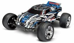 Traxxas Rustler 1/10 Scale 2WD Off-Road Stadium Truck TRA370
