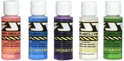 Team Losi Shock Oil 6Pk 5060708090100 2oz