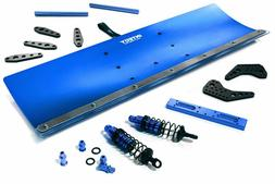 Integy Snow Plow Blade Kit Traxxas E-Maxx Brushless RC 4x4 M
