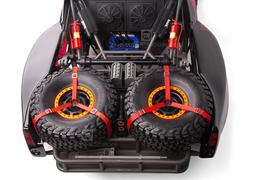 Spare Tire Wheel Anti-Slip Belt Tire Straps Rope Down Strap