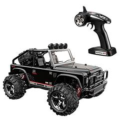 SZJJX High Speed RC Cars, 45KM/H+ Racing Remote Control Mons