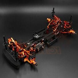 Yeah Racing SPT2-D RWD Drift Touring Conversion RC Cars 1:10