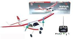 AZ Importer SS4 20 inch wingspan Super Sonic rc plane