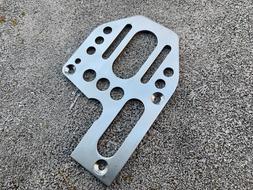 stainless steel motor mount for traxxas slash