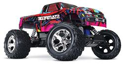 Traxxas Stampede 1/10 Scale 2WD Monster Truck with TQ 2.4GHz