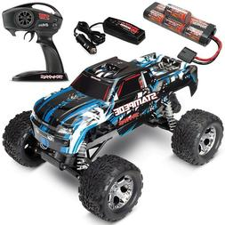 Traxxas Stampede 110 Scale Monster Truck with TQ 2.4GHz Radi