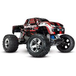 Traxxas Stampede RC Remote Control Monster Truck with TQ 2.4