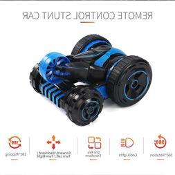 Stunt Car 2.4G RC Car Toys 360 Remote Control Off Road Elect