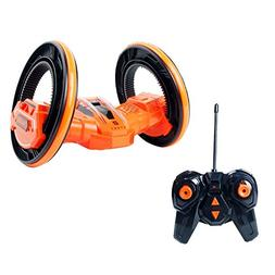 Rabing Stunt Car Tumbling Car RC Jump Car 2.4GHz Remote Cont