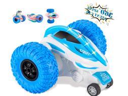 Stunt Force Remote Control Car 360º Spin Control, Colored H