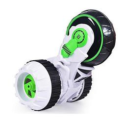 Rabing Stunt Race Car Double Side 360° Roll Round RC Vehicl
