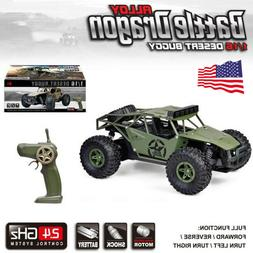 SUBOTECH BG1527 2.4G 1/16 4WD Military Truck Off-road Climbi
