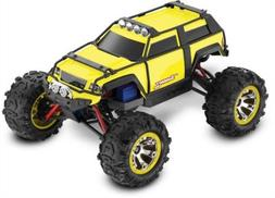 Traxxas Summit VXL: 4WD Electric Extreme Terrain Monster Tru