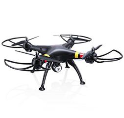 Cheerwing Syma X8W FPV Real-time 2.4Ghz 4ch 6 Axis Gyro Head