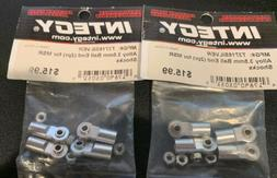 Integy T3716silver Alloy 3.5 Ball End For Msr Shocks Discont