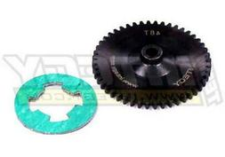 T6927 Integy RC Model Hop-ups 48T Steel Spur Gear for HPI Sa