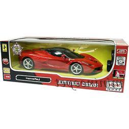 MAISTO TECH 81242 RD R/C RADIO REMOTE CONTROL CAR FERRARI LA