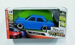MAISTO Tech RC 1971 Datsun 510 Blue 1:24 Street Series NIB