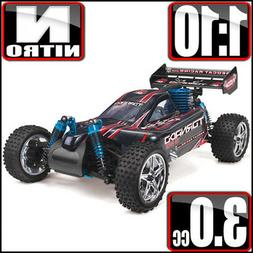 Redcat Racing Tornado S30 1/10 Scale RTR Nitro Buggy RC Car