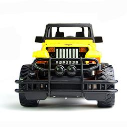 E-SCENERY 1:24 Radio RC Off-road Vehicle, High Speed Drift O