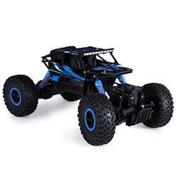 Toy RC Vehicles, Joso 1/18 2.4G 4WD Electric Toy Radio Remot