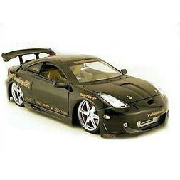 Toyota Celica, Black - Jada Toys Import Racer! 63184 - 1/18