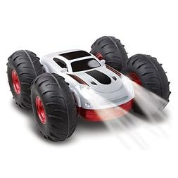 Toys for Kids   The Black Series RC Flip Stunt Rally with Re