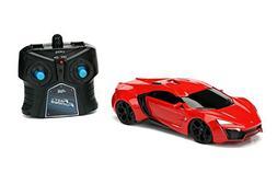 "Jada Toys Fast & Furious 7.5"" RC - Lykan Hypersport Vehicles"