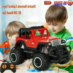 Toys for Boys Remote Control Mountain Buggy Jeep Car Truck B