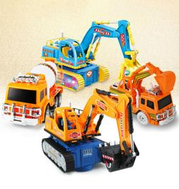 Toys for Kids LED Truck Excavator RC Car 3+Years Age Boy Veh