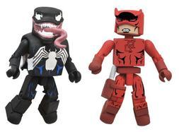 Diamond Select Toys Marvel Minimates Best of Series 2: Dared