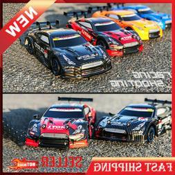 Toys RC Drift Racing Car 35km/h 2.4G High Speed GTR Remote C