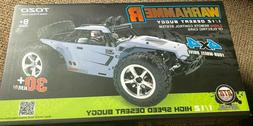 TOZO 4WD Remote Control Vehicle Electric R/C Dirt Bike Deser