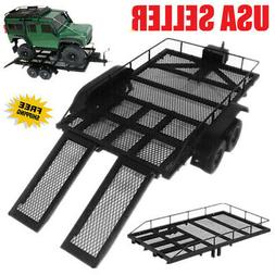 Trailer Car Heavy-Duty Cargo Carrier Metal Kit for 1:10 Trax
