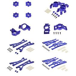 Traxxas X-Maxx Ultimate Alloy Upgrade Kit by Atomik RC - Blu
