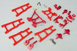 For Traxxas METAL Upgrade Arm Steering Knuckle 4X4 Slash Sta