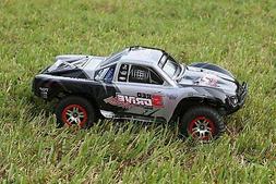 Custom Black Body for Traxxas Truck Car 1/10 Slash Slayer Sh