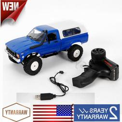 Truck WPL 1/16 4WD RC Car Electric Off-Road Truck Crawler wi
