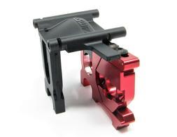 Arrma TYPHON 6s BLX - RED MOUNT for Motor sliding Outcast Ta