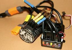 Arrma TYPHON V4 BLX 2050kv 4 Pole Brushless Motor BLX185 6s