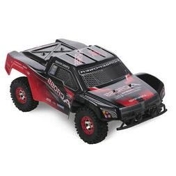 Original Wltoys 12423 RTR RC Car 1/12 2.4G 4WD Electric Brus